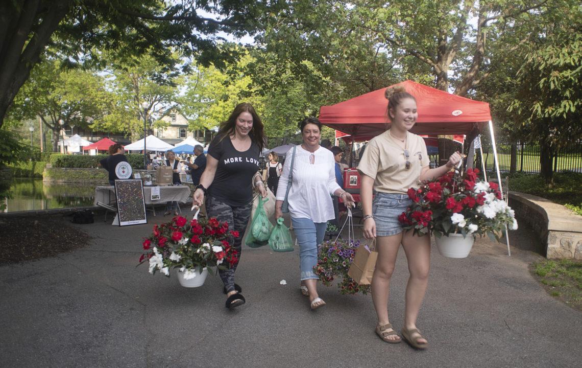 Lititz Farmers Market Lancaster County Pennsylvania